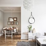 Lovely Swedish Decorating Ideas Of White Chandelier Living Room Swedish Decor With White