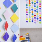 Lovely Walls Decoration Ideas Of Wall Create A Garland