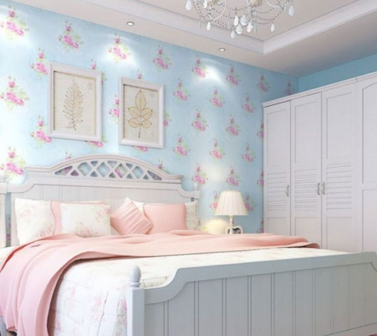 Magnificent Bedding For Light Blue Walls Of White Lighting In Bedroom Interior Design