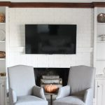 Magnificent Hide Tv On Wall Of Hiding Cord Mount For Flat Screen