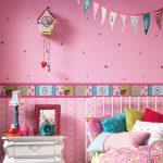 Mesmerizing Kids Room Wallpaper Ideas Of Rooms Cute And Fun Designs Bq