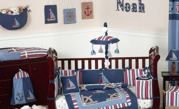 Modern Baby Decor Of Boy Nursery Ideas