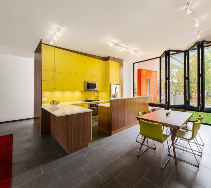 Orange And Yellow Kitchen Ideas Acnn Decor
