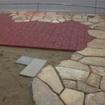 Outside Flooring Ideas Of Trends Decoration Outdoor Uk