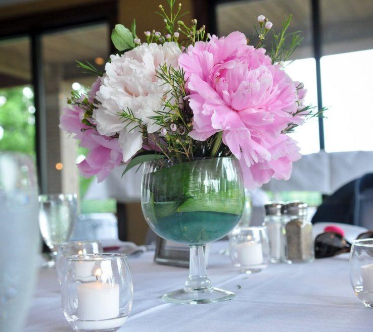 Peony Flower Arrangement Ideas Of Spring Wedding Nj