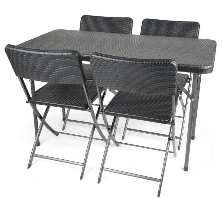 Picturesque Design Folding Table Of Rattan Foldable Idea
