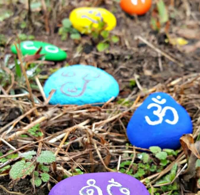 Picturesque Painted Rocks For Garden Of Do You Want To Learn