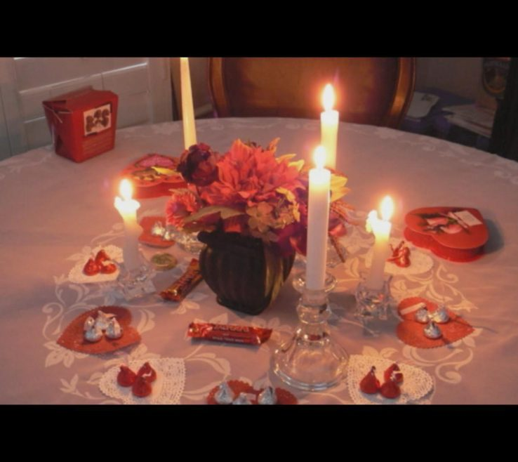 Romantic At Home Valentines Day Ideas Of For Him Romance