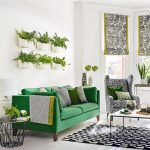Sophisticated Dark Green Living Room Of Decorating With Ideas