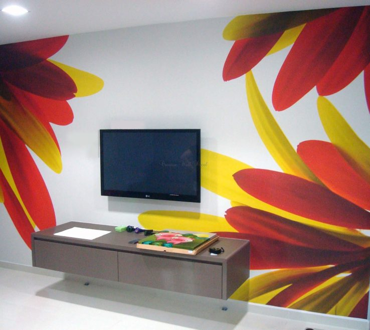 Sophisticated Wall Painting Ideas Of Cool Home Design