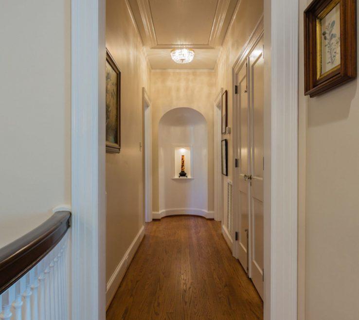 Terrific Arched Doorways Of Doorways Oak Floors Neutral Colors Transom Glass