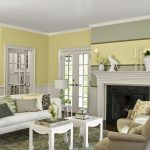 Terrific Cottage Interior Paint Color Schemes Of Living Room Warm Colors Ideas Eiforces Inspiring