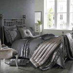 Terrific Dark Grey Bedding Sets Of Gray And Tan Yellow Blue And Gray