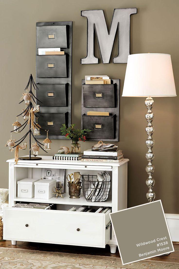 Terrific Decorating A Small Office Of Paint Colors From Oct Dec Ballard Designs Acnn Decor