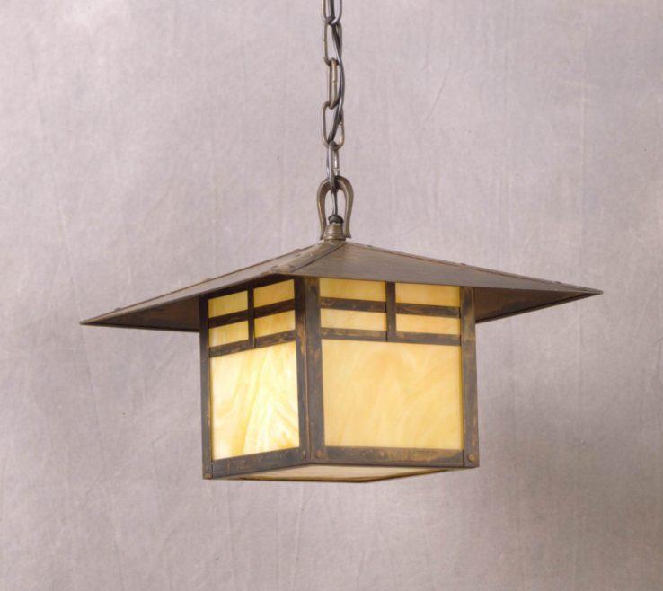 Unique Asian Pendant Light
