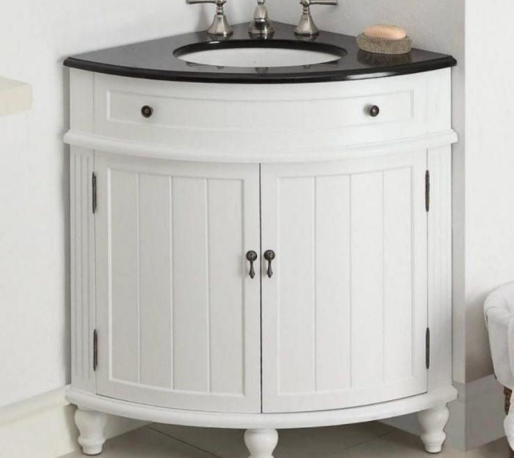 Vanity Corner Sink Vanity Of Bathroom Vanities S