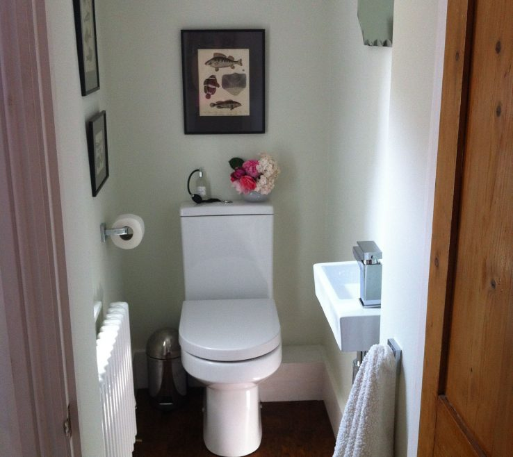 Vintage Style Toilets Of Small Toilet Wc Downstairs Loo