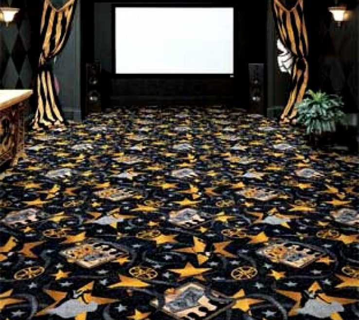 Wonderful Media Room Carpet Ideas Of Other Design