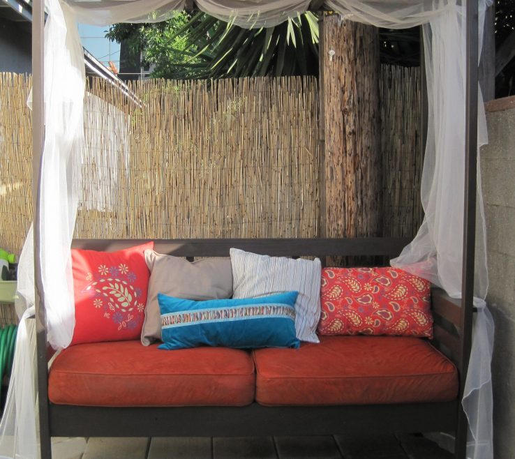 Wonderful Outdoor Canopy Frame