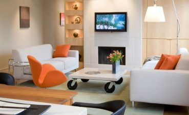 Photo Of Affordable Cost Of An Elegant Living Room