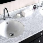 Photo-Of-Bathroom-Countertop-Material-For-High-Activity