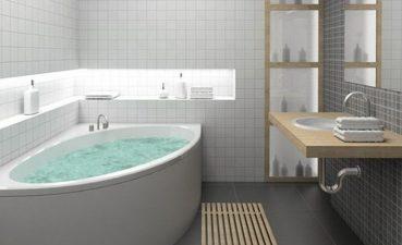 Photo Of Adjust The Bathtub In A Small Bathroom