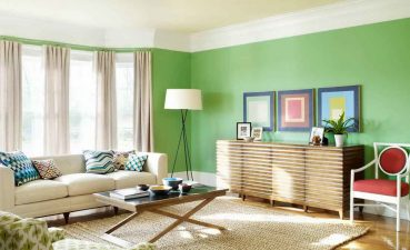 Photo Of Create Cheerful Family Rooms With Color