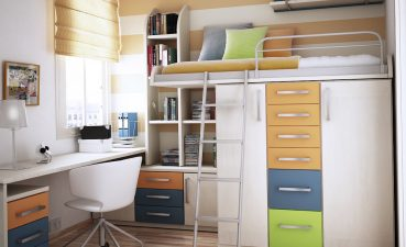 Photo Of Decoration With Children Furniture