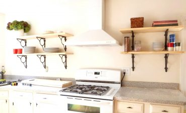 Photo Of Shelves For Small Kitchen Decorations