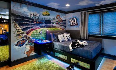 Photo Of Arrange Your Boys Room Decoration Theme
