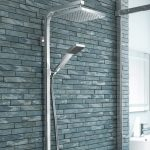 Photo-Of-Shower-Panel-Part-Of-Bathroom-Decoration