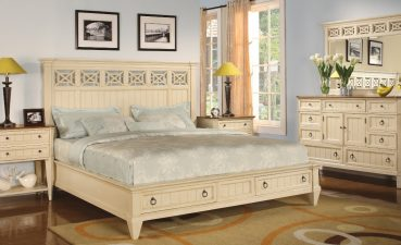 Photo Of Antique Look Bedroom With Furniture