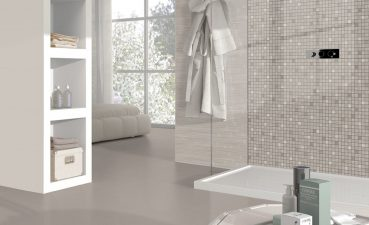 Photo Of Bathrooms Are Designed With Travertine Tiles