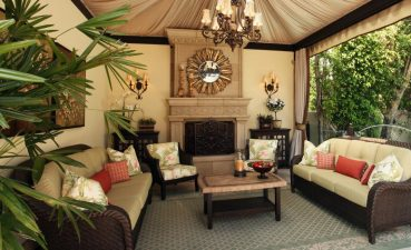 Photo Of Take Advantage Of The Outdoors For The Living Space