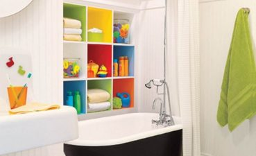 Photo Of Re Decorate The Bathroom From Kid Interests