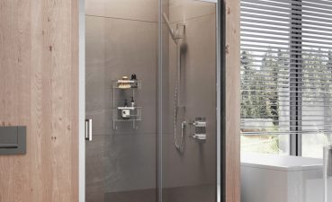 Photo Of The Shower Enclosure Is Among The Most Useful