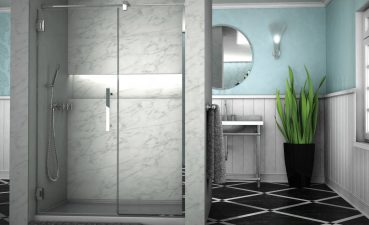 Photo Of Bathroom Modern With Shower Doors