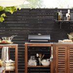 Photo-Of-Outdoor-Kitchen-Decor-Fun-In-The-Sun