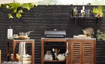 Photo Of Outdoor Kitchen Decor Fun In The Sun