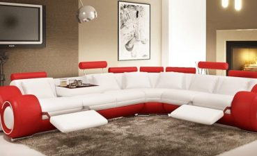 Photo Of Charm To Your Living Room With Custom Furniture