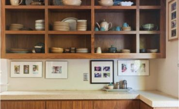 Photo Of The Kitchen Plate Racks Are Necessary In Decoration