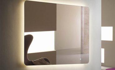 Illuminated Led Bathroom Mirror Awesome Led Lighted Bathroom Mirror Elegant 36 X 28 In Horizontal Led Ideas D6W